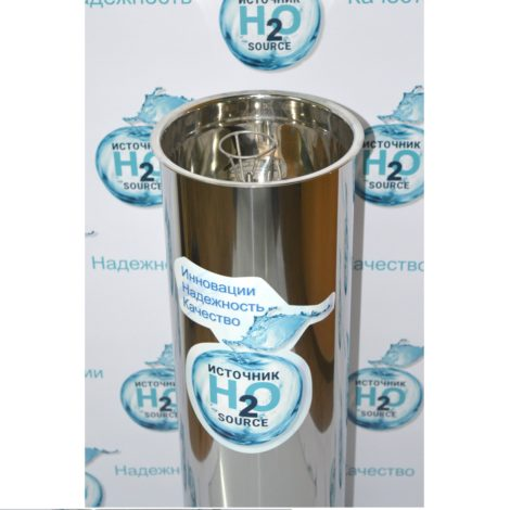 Питьевой фонтанчик Н2О-ЭКО(300) (диаметр 300 мм., клавиша, барашек, кнопка на корпусе)